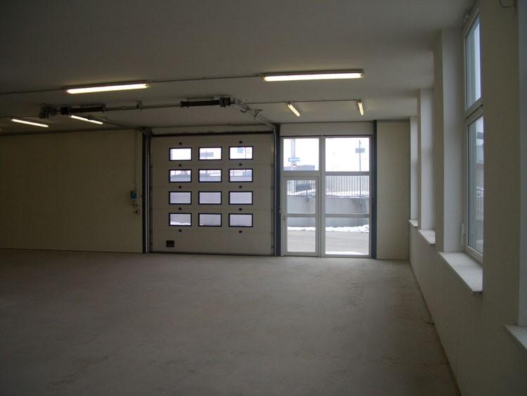 Drift objekt / hovedkvarter - nær Brunnerstrasse (Objekt Nr. 050/00626)