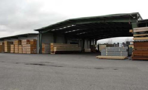 Operasjonell anlegget / hovedkvarter nær 2425 Nickel landsbyen, ca 60 000 m² , Purchase (Objekt Nr. 050/00685)